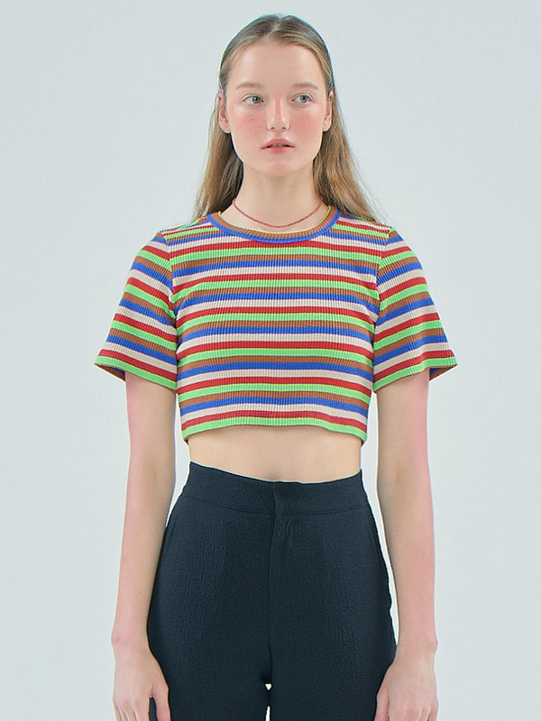 Rainbow crop T_Red