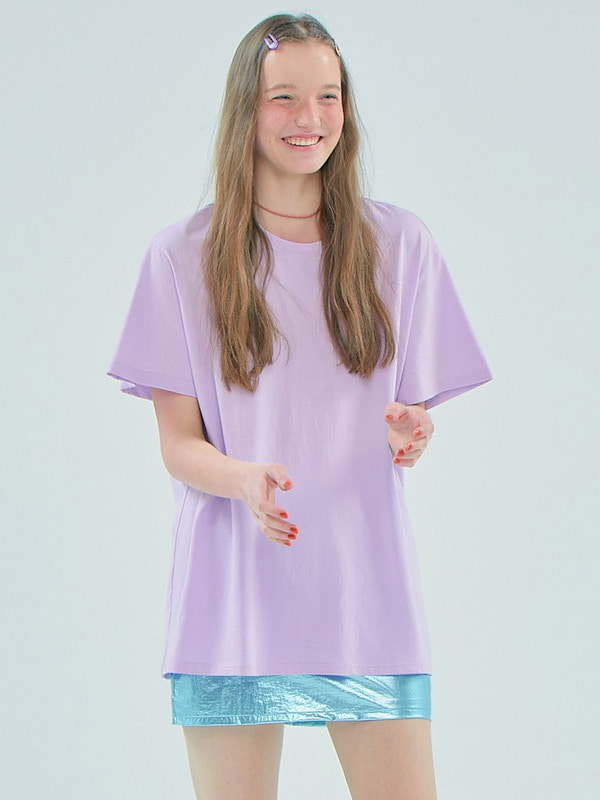 Color boxy T_Lavender