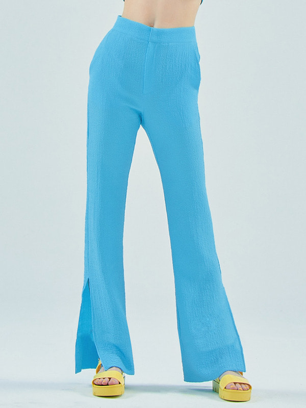 Slim pants / Light Blue