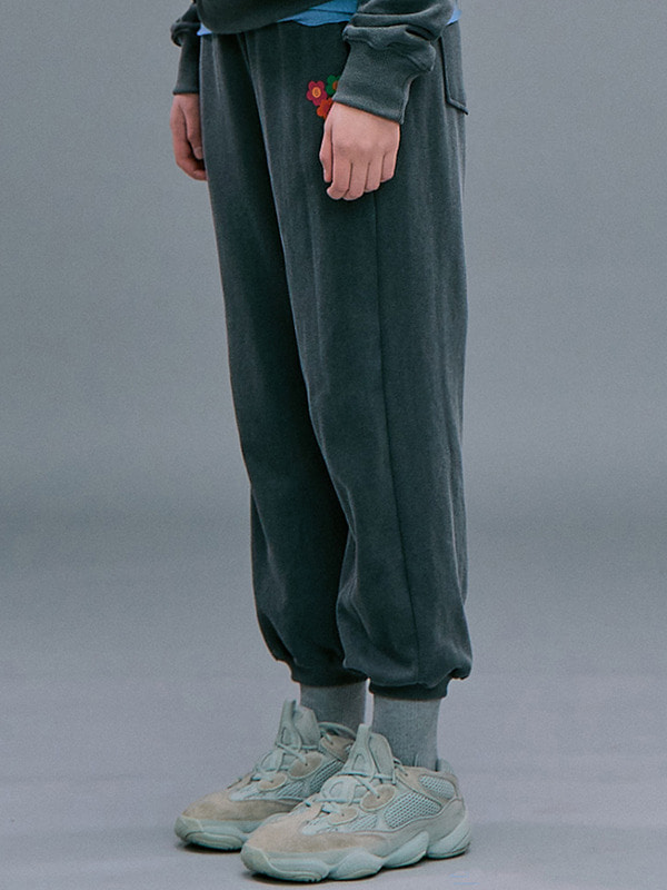 Sweat Jogger Pants_Charcoal