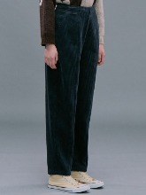 Corduroy Trouser_Charcoal