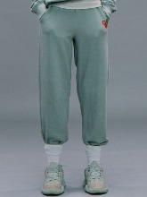 [신세경 착용] Sweat Jogger Pants_Light Khaki
