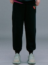 Sweat Jogger Pants / Black
