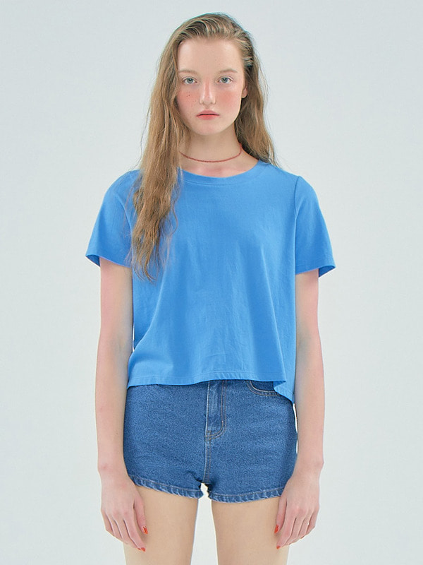 Back point crop Top_Blue