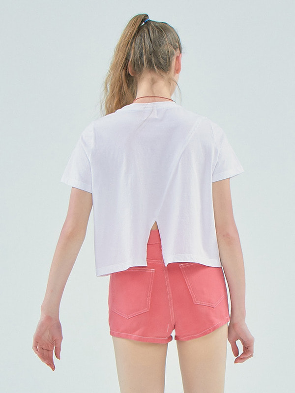 Back point crop Top_White